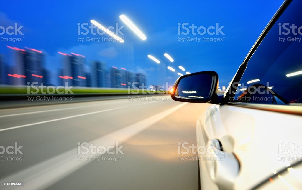 Carsharing stock photo