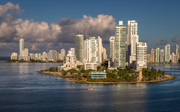 Cartagena Stadtbild Ansicht – Foto
