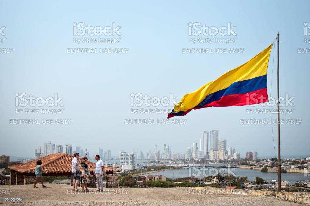 Cartagena, Colombia - foto de stock