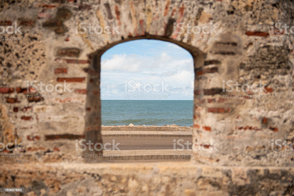 Cartagena - foto de stock