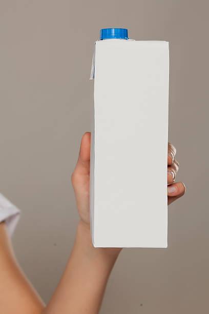 carton de lait - Photo