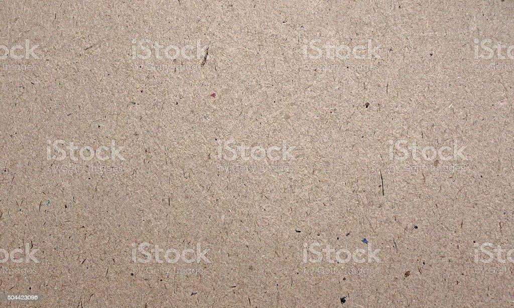 Carton paper rough texture stock photo
