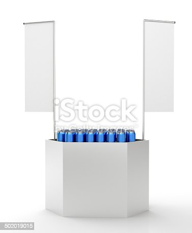 istock cartonboard container with cans 502019015