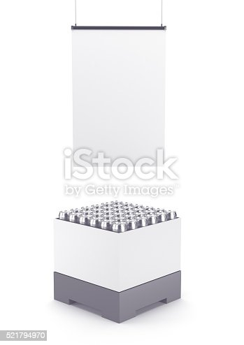 istock cartonboard container with cans 521794970