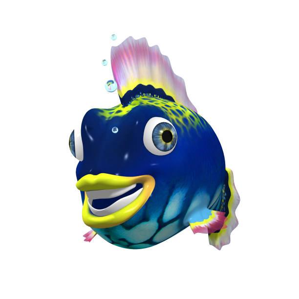 Cartoon 3 d colorful fish character face 3 d picture id1045510620?b=1&k=6&m=1045510620&s=612x612&w=0&h=ca62sqnicako9dsohwxlbsazlhdv nkhcloduhejagu=