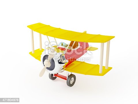 873187696 istock photo cartoon airplane 471804976