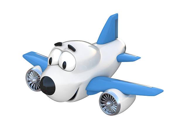 Flugzeug Comic Bilder