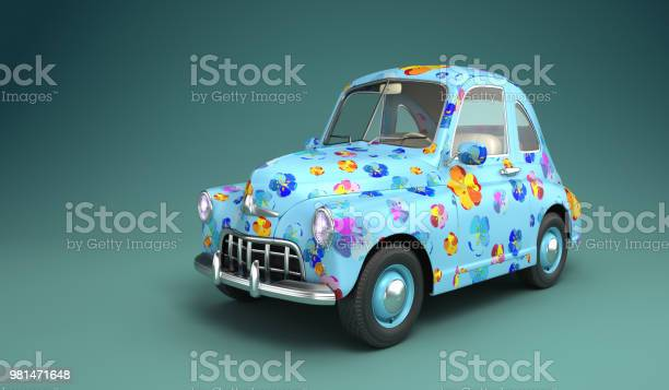 Cartoon car with flower print picture id981471648?b=1&k=6&m=981471648&s=612x612&h=rerhdo2fvdeyfelgxuzw8cuk plnyiv1 xrb9x 7dck=