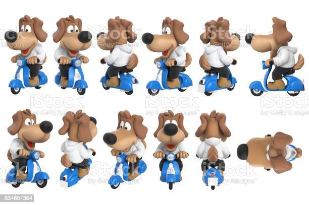 Cartoon dog cute character set picture id834657364?b=1&k=6&m=834657364&s=612x612&h=cdjgpkvntunopxbx5mp172w cykvyt xdn b06utvng=