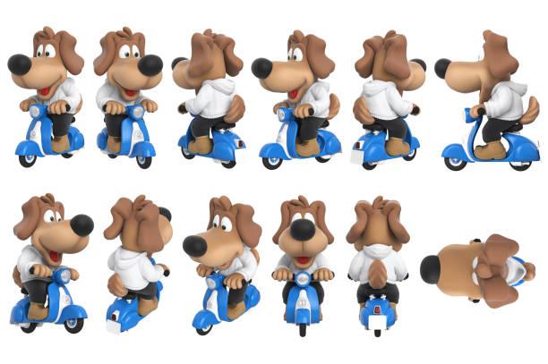 Cartoon dog cute character set picture id834657364?b=1&k=6&m=834657364&s=612x612&w=0&h=1kyigujbjshzzegyk4rhl8gcjpes0xkelzsuxmxhcza=