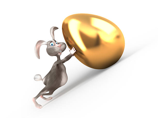 Cartoon easter bunny holds giant gold egg picture id465125508?b=1&k=6&m=465125508&s=612x612&w=0&h=cvbmimfeziixzpddlmhbayy9kdb0lpno52amq8gzkaw=