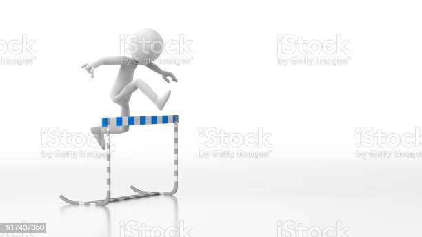 Cartoon guy jumping over a hurdle obstacle picture id917437350?b=1&k=6&m=917437350&s=612x612&h=pbwkidelyxjrx3jluq6wdvjhsvkzldstnau9kukunwc=