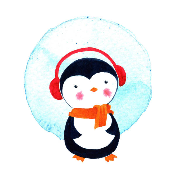Dibujos De Pinguinos - Stock Fotos e Imágenes - iStock