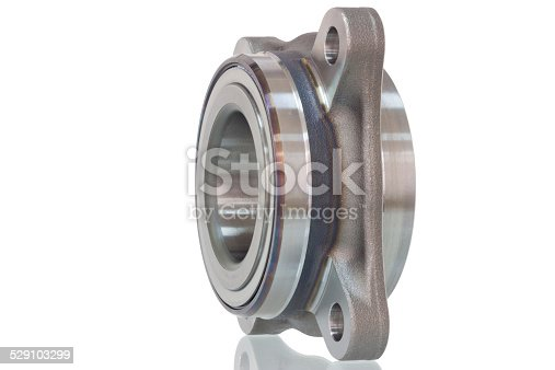 istock cartridge type bearing on a white background 529103299