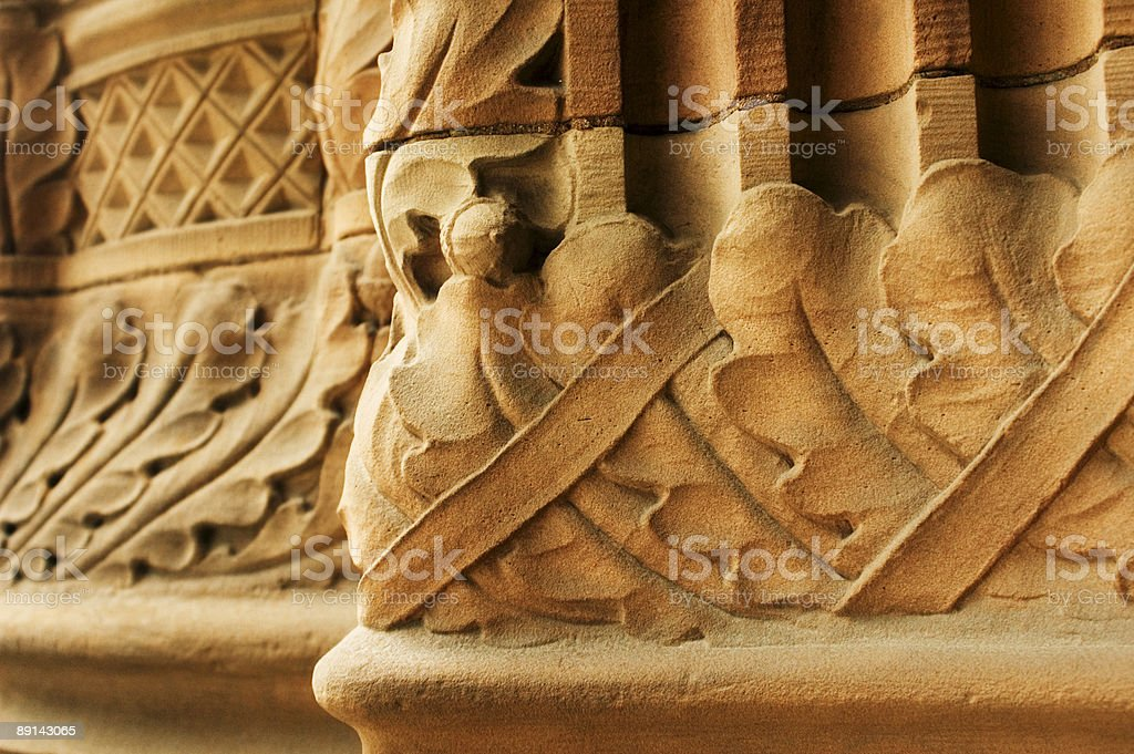 carved royalty-free stock photo