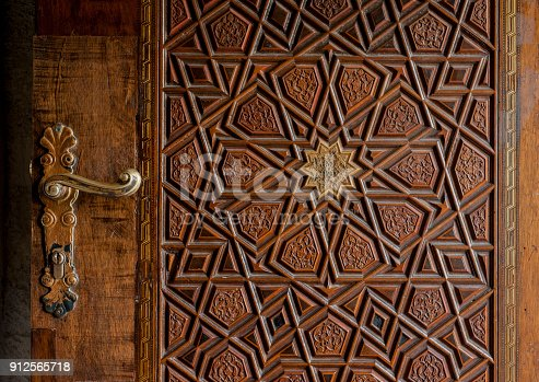 Wood - Material, Asia, East Asia, Fatih District, Istanbul