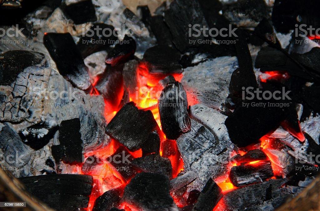Carvão. stock photo