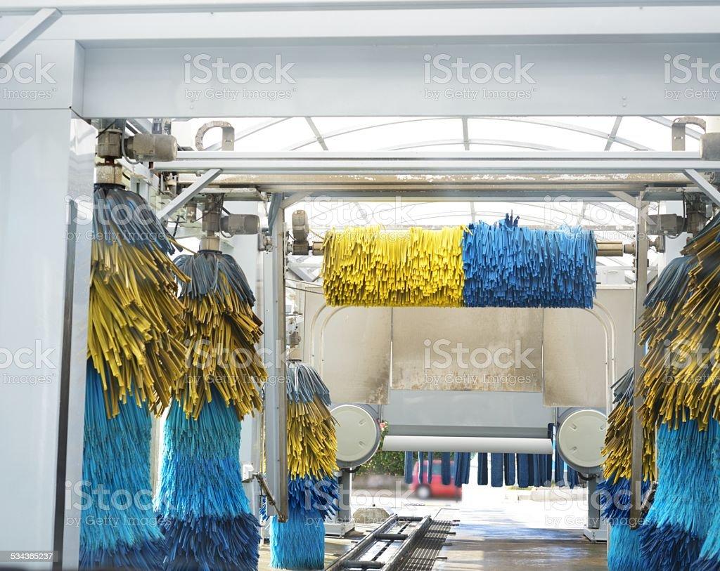 Carwash - foto de stock
