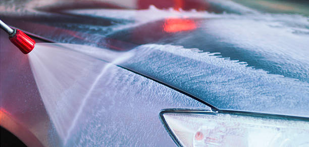 Top 60 Car Wash Stock Photos Pictures And Images Istock