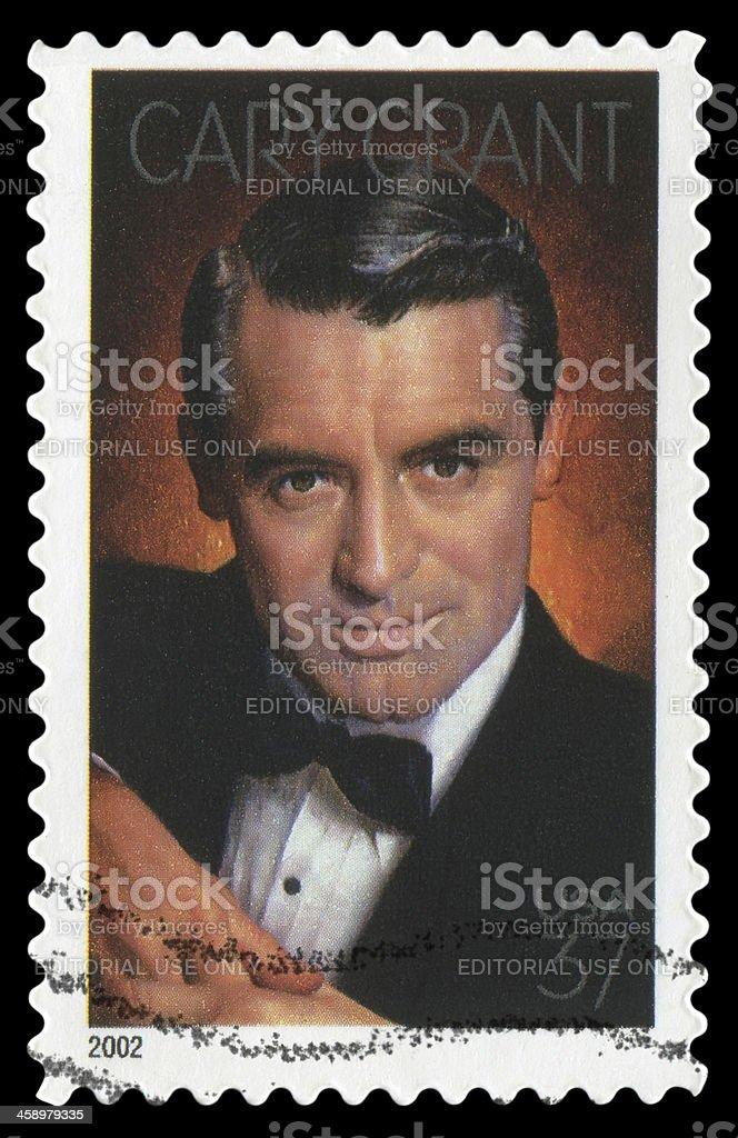 Cary Grant royalty-free stock photo