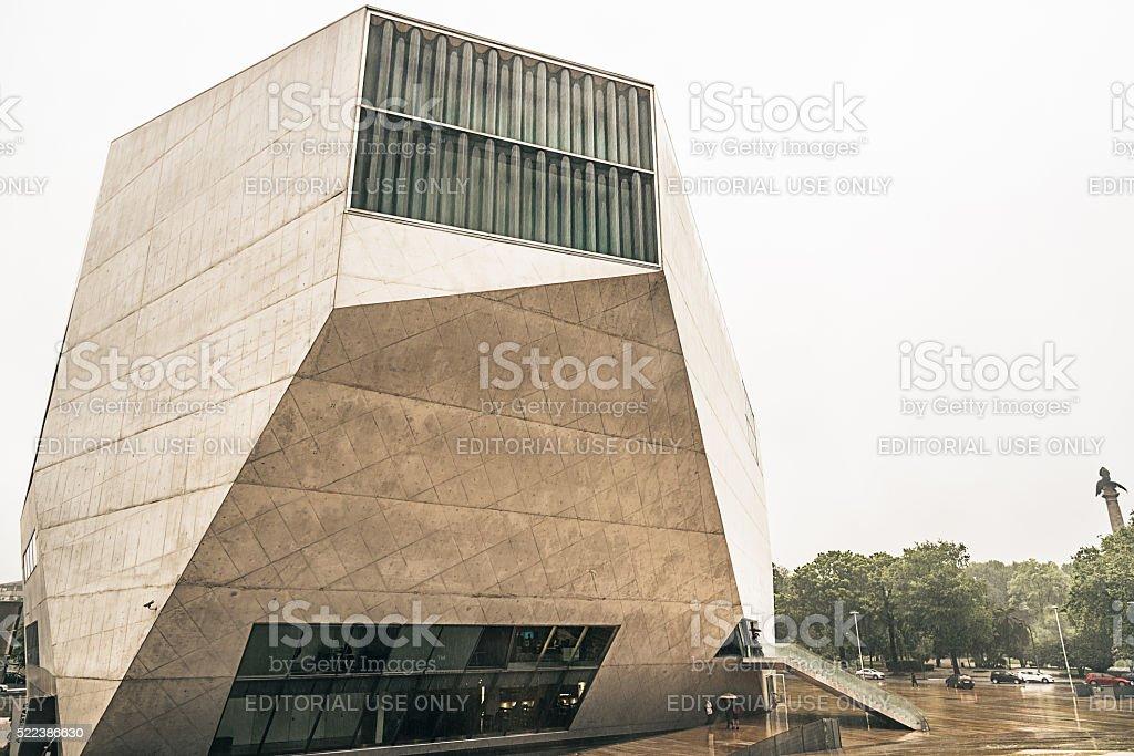 Casa da Musica in Porto