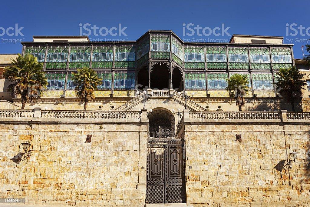 Casa Lis stock photo