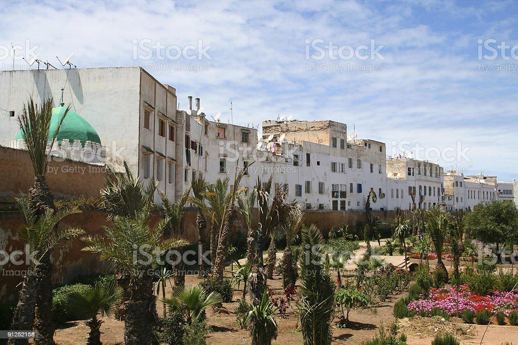 Casablanca Medina royalty-free stock photo