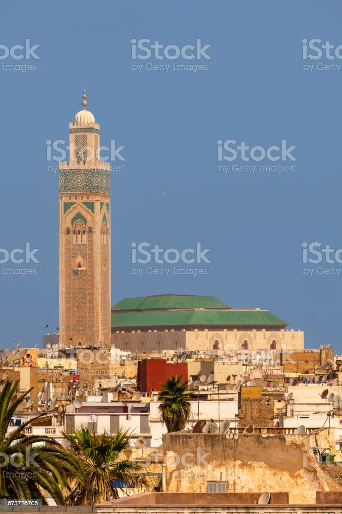 Casablanca, Morcocco photo libre de droits