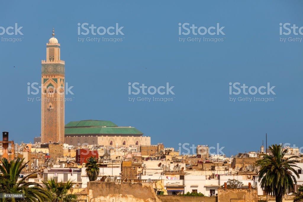 Casablanca, Morcocco stock photo