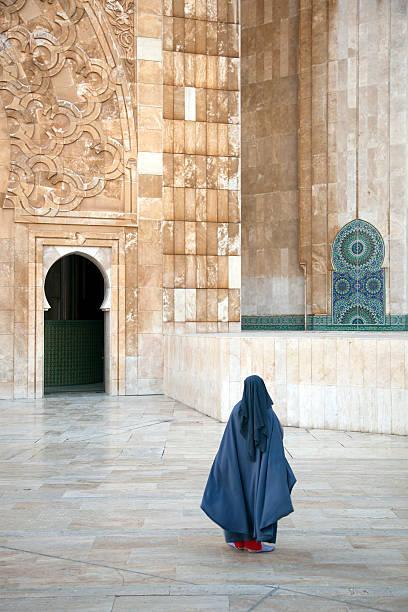 casablanca, marokko - hofkleider stock-fotos und bilder