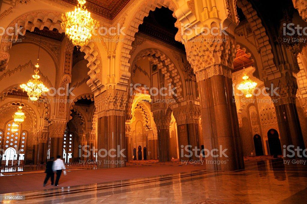 Casablanca Morocco stock photo