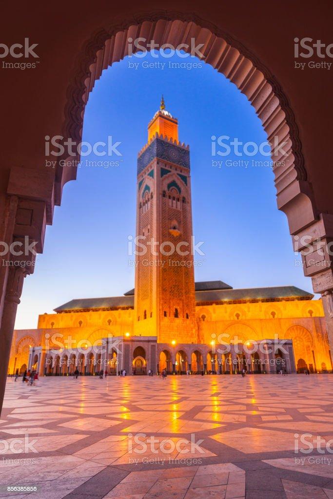 Casablanca, Morocco stock photo