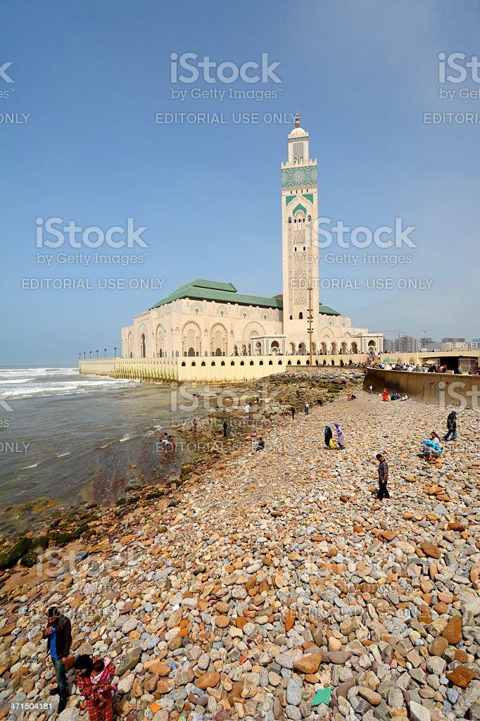 Casablanca royalty-free stock photo
