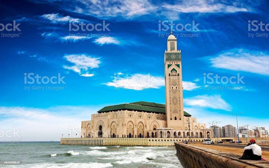 Casablanca stock photo