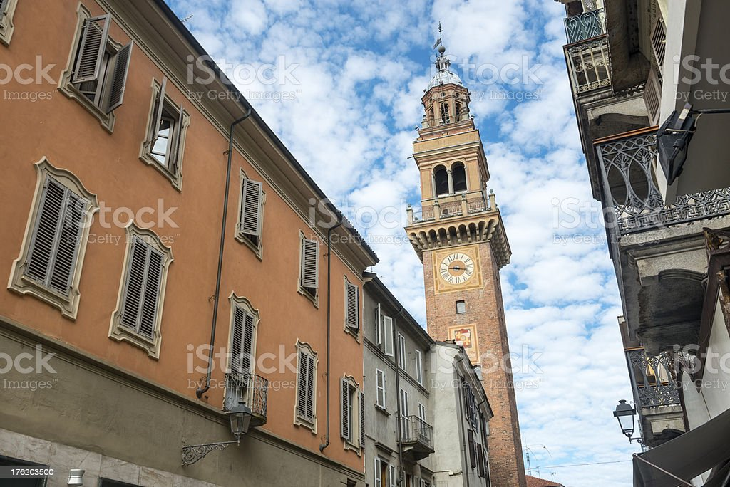 Casale Monferrato stock photo