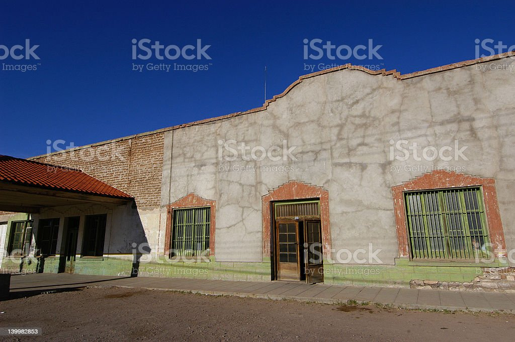 CasasGrandes5 stock photo