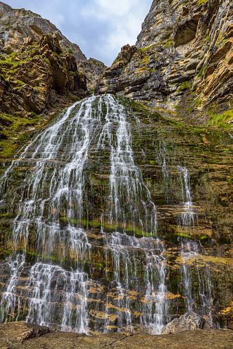 Cascada Cola de Caballo (Horse's tail waterfall)