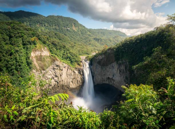다 드 산 라파엘 - 에콰도르 뉴스 사진 이미지
