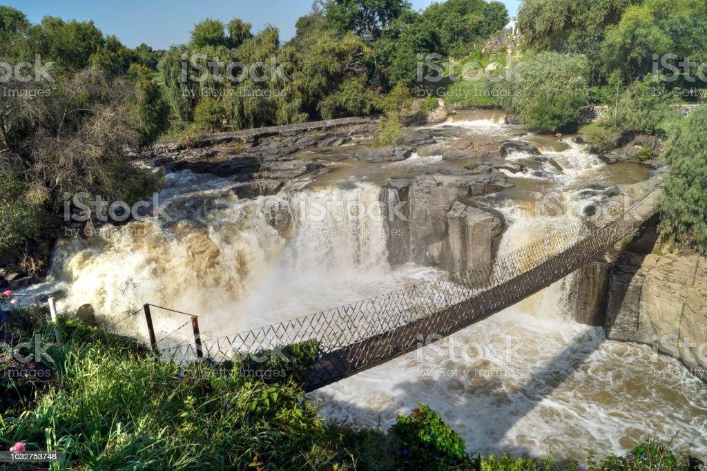 Cascada el Gigante, Maravatío de Ocampo - foto de stock