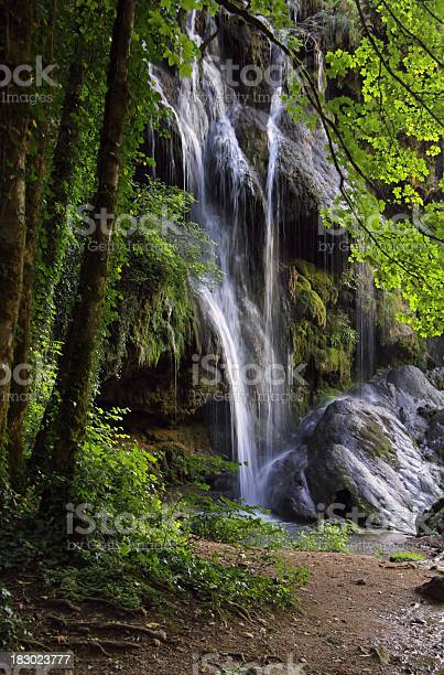 Photo of Cascade of Baume-les-Messieurs