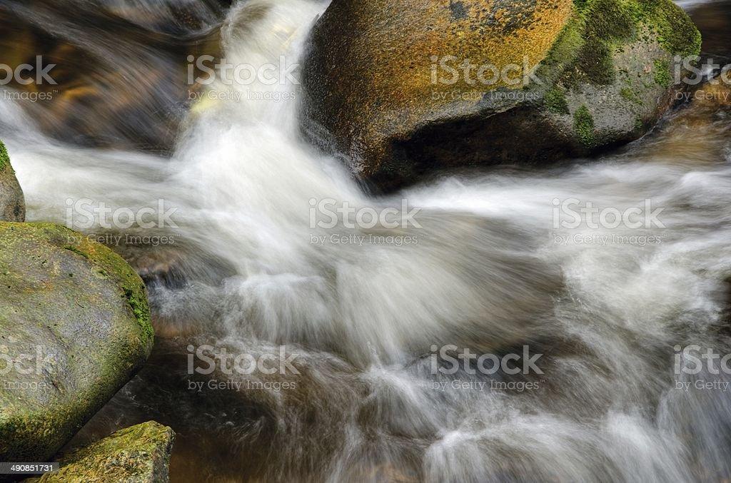Cascade stock photo