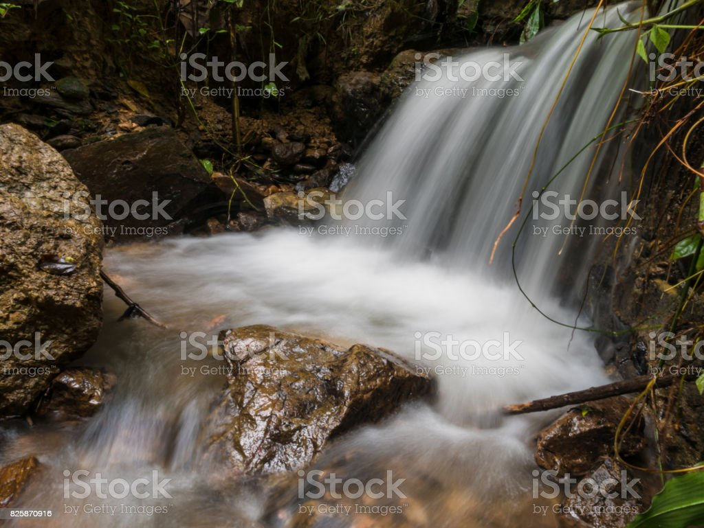 cascade stock photo