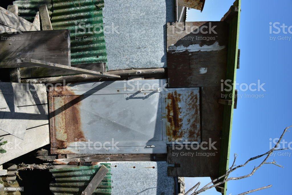 case di pescatori royalty-free stock photo