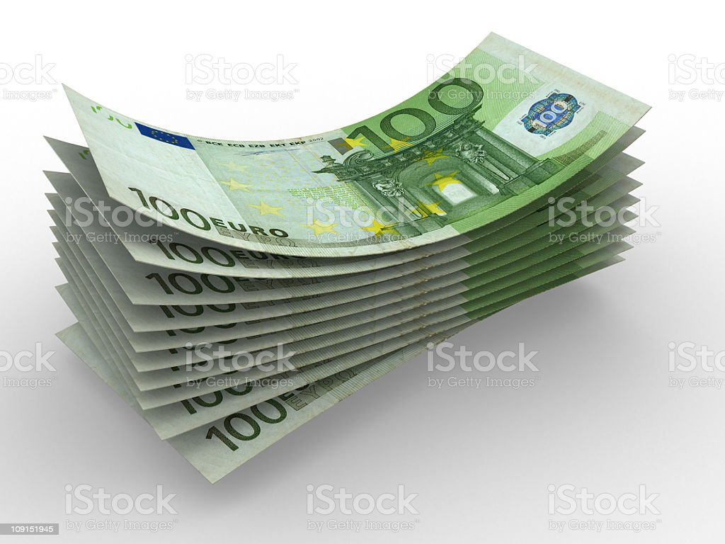 cash flow 1 royalty-free stock photo