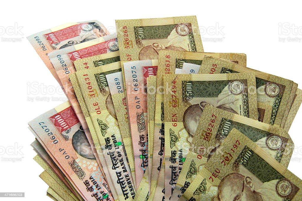 Cash Money stock photo