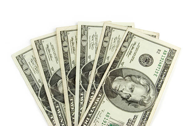 cash - number 20 stock photos and pictures