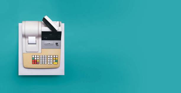 Cash register  – Foto