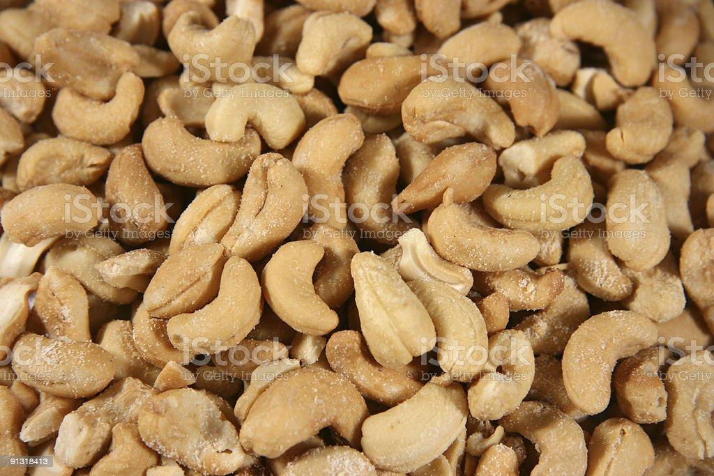Cashews stock photo