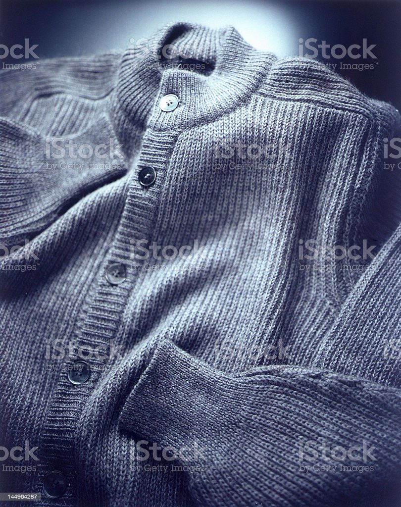 Cashmere Sweater royalty-free stock photo