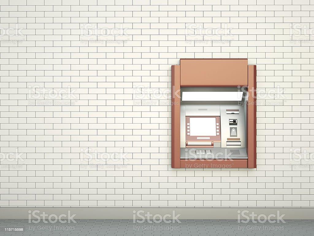 Cashpoint Geldautomat – Foto
